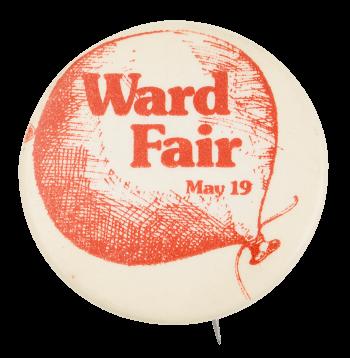Ward Fair Event Button Museum
