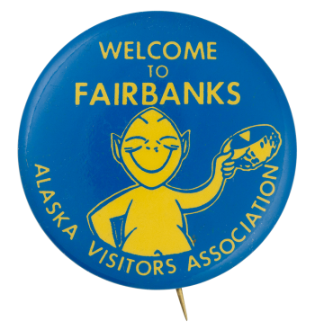 Welcome to Fairbanks Event Button Museum