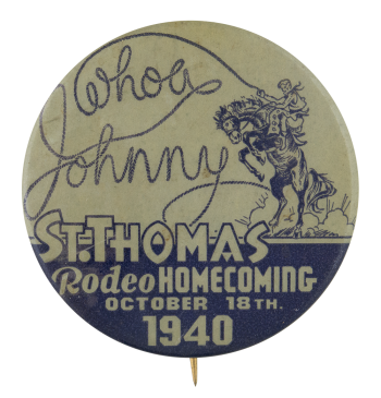 Whoa Johnny Events Button Museum
