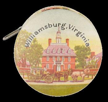 Williamsburg Virginia Event Button Museum