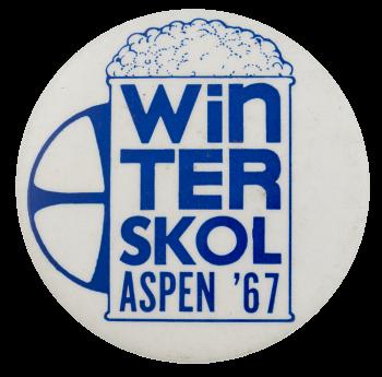 Winter Skol Aspen Event Button Museum