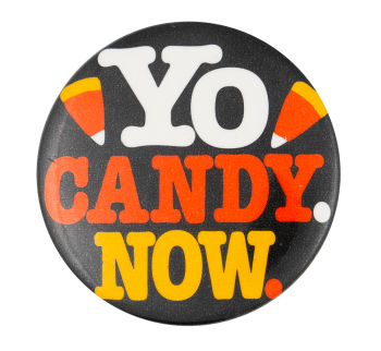 Yo Candy Now Event Button Museum