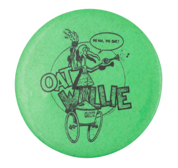 Oat Willie Entertainment Button Museum
