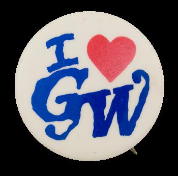 I Love GW I Love Button Museum