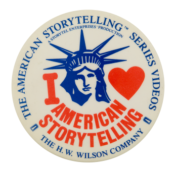 I Love American Storytelling I Heart Button Museum