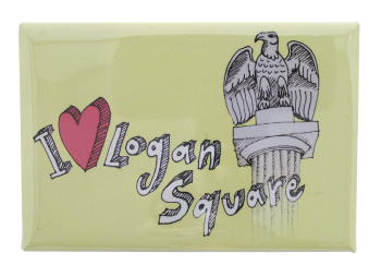 I Heart Logan Square I Heart Button Museum