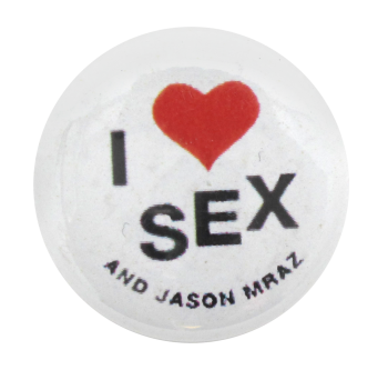 I Heart Sex I heart button museum