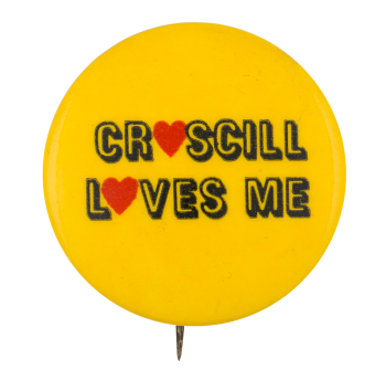 Croscill Loves Me I Heart Buttons Button Museum