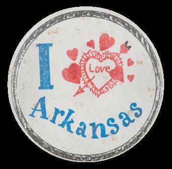 I Love Arkansas I ♥ Buttons Button Museum