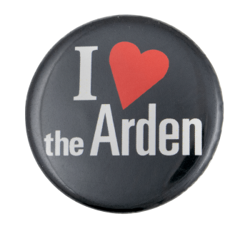 I Love the Arden  I Love Buttons Button Museum