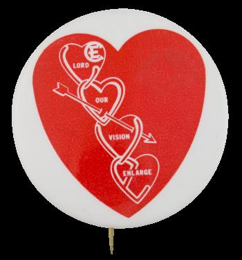 LOVE I Heart Buttons Button Museum