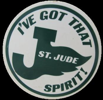 I've Got That Spirit School Button Museum