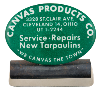 Canvas Products Co. Innovative Button Museum