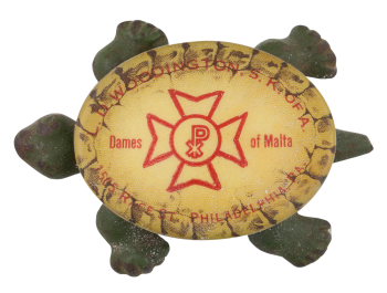Dames of Malta Innovative Button Museum