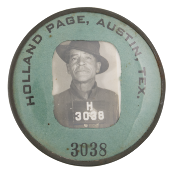 Holland Page, Austin, Texas Innovative Button Museum
