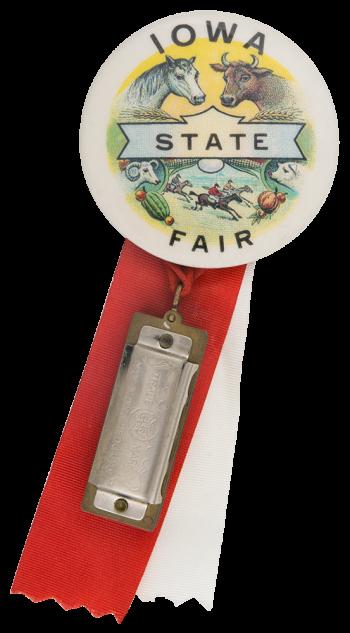 Iowa State Fair Innovative Button Museum