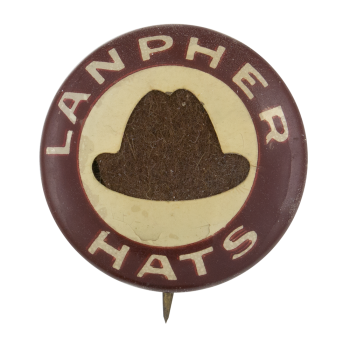 Lanpher Hats Innovative Button Museum