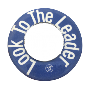 Look To The Leader Innovative Button Museum