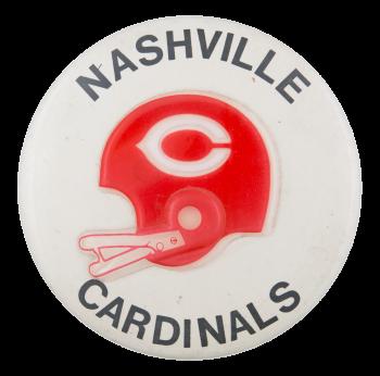 Nashville Cardinals Innovative Button Museum