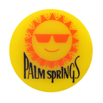 Palm Springs Sun Innovative Button Museum