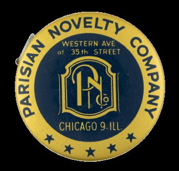 Parisian Novelty Company Regina I. Kaplan Innovative Button Museum