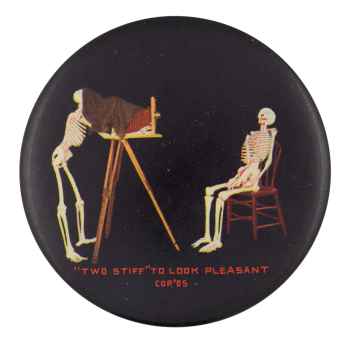 Two Stiff to Look Pleasant Innovative Button Museum