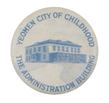 Yeomen City Of Childhood Innovative Button Museum