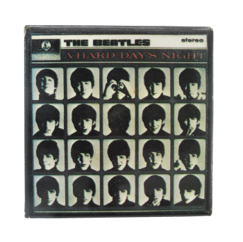 The Beatles A Hard Day's Night Music Button Museum