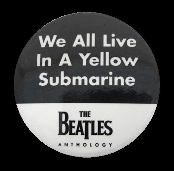 The Beatles Yellow Submarine Music Button Museum
