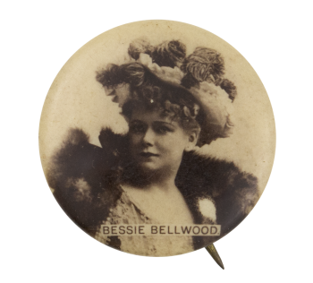 Bessie Bellwood Music Button Museum
