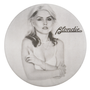 Blondie Music Button Museum