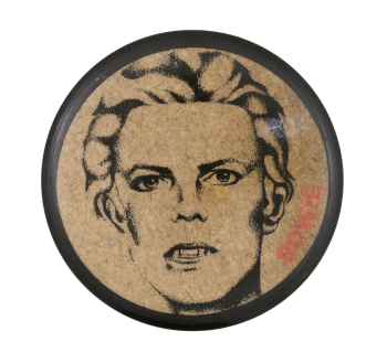 Bowie Music Button Museum