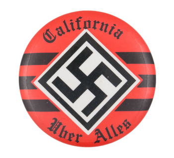 Dead Kennedys California Uber Alles  Music Button Museum