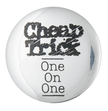 Cheap Trick One On One Music Button Museum