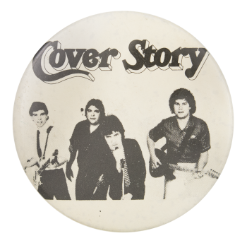 Cover Story Music Button Museum