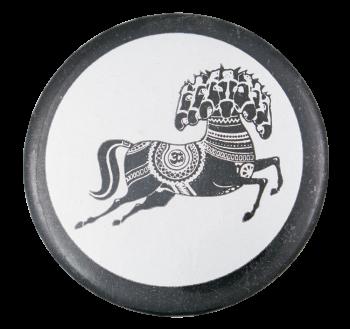 Dark Horse George Harrison Music Button Museum
