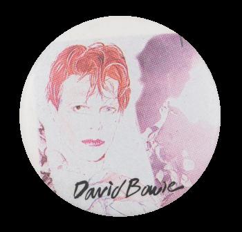 David Bowie Music Button Museum