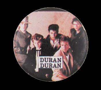 Duran Duran Music Button Museum