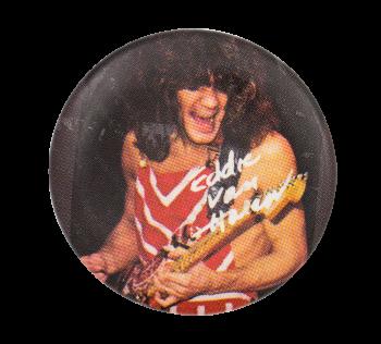 Eddie Van Halen Music Button Museum