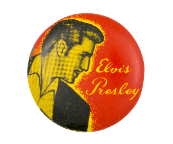 Elvis Presley Music Button Museum