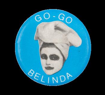 Go Go Belinda Music Button Museum