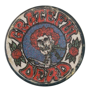 Grateful Dead Music Button Museum