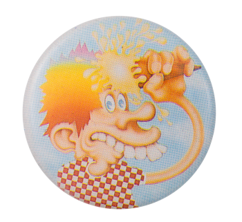 Grateful Dead Europe '72 Music Button Museum