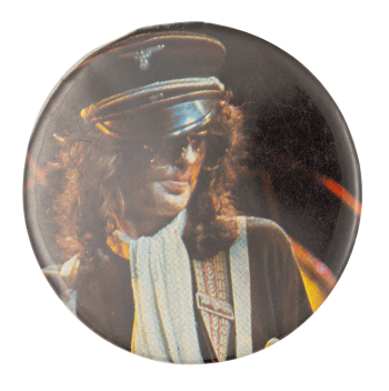 Jimmy Page Led Zeppelin Music Button Museum