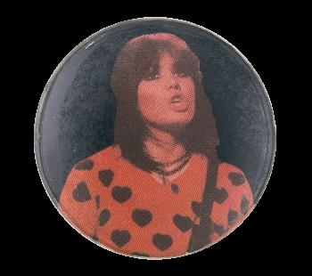 Joan Jett Music Button Museum