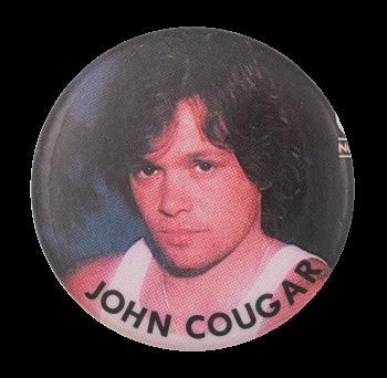 John Cougar Music Button Museum