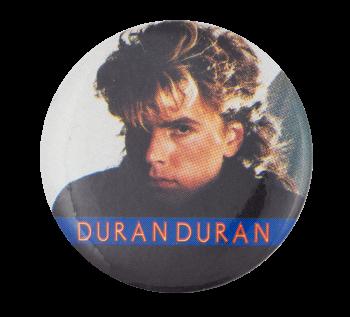 John Taylor Duran Duran Two Music Button Museum