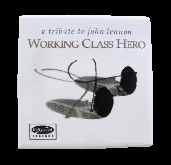 John Lennon Working Class Hero Music Button Museum