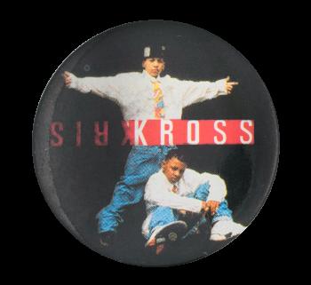 Kris Kross Music Button Museum
