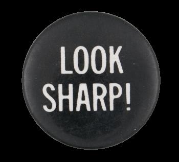 Look Sharp! Joe Jackson Music Button Museum